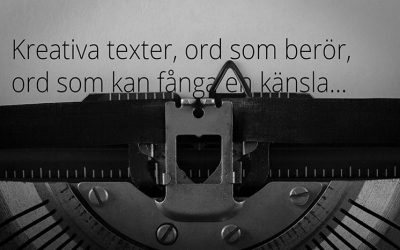 Kreativa texter